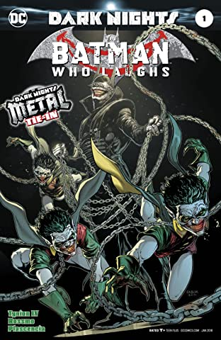Dark Nights: The Batman Who Laughs (2017-) No.1