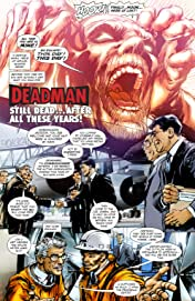 Deadman by Neal Adams (2017-2018) #1
