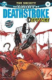 Deathstroke (2016-) #25