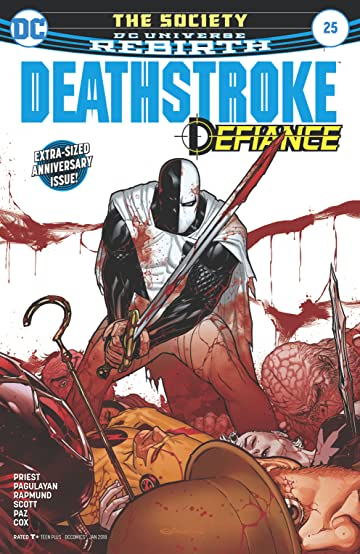 Deathstroke (2016-) No.25