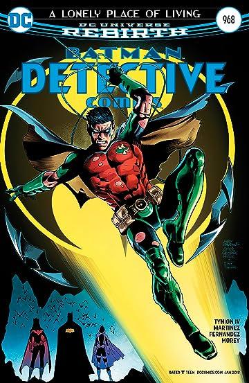 Detective Comics (2016-) #968