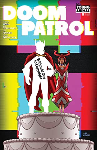 Doom Patrol (2016-) No.11
