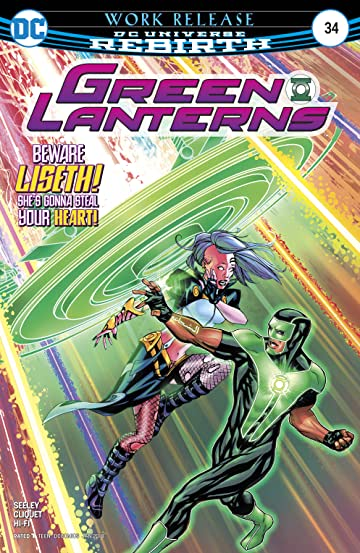 Green Lanterns (2016-) No.34