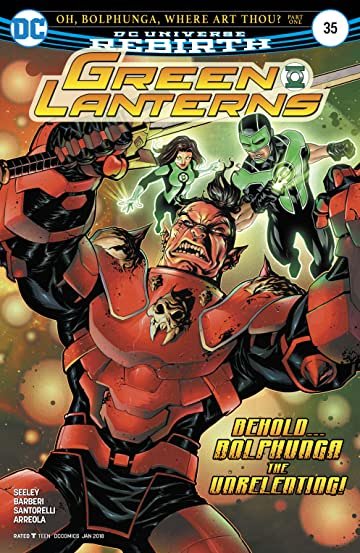 Green Lanterns (2016-) No.35
