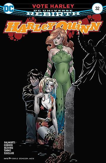Harley Quinn (2016-) No.32