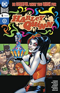 Harley Quinn: Be Careful What You Wish For Special Edition (2017) #1