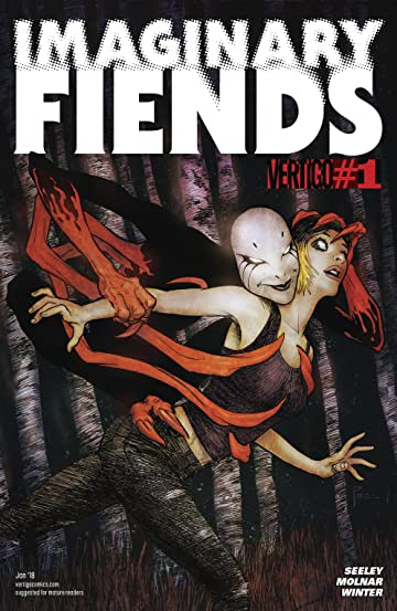 Imaginary Fiends (2017-) #1
