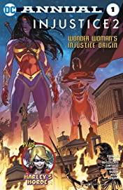 Injustice 2 (2017-) Annual #1