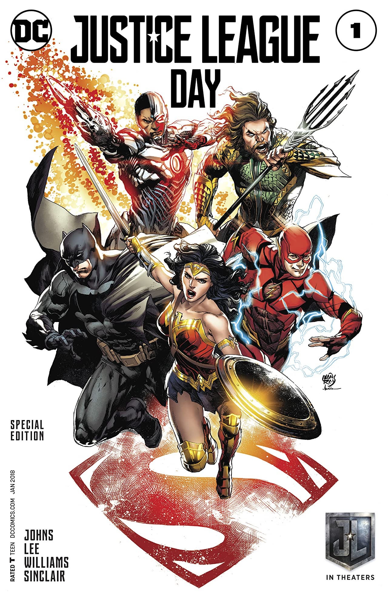 Justice League #1 - Justice League Day 2017 Special Edition