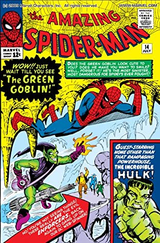 Amazing Spider-Man (1963-1998) No.14
