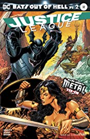 Justice League (2016-) No.32