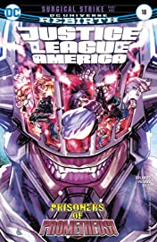 Justice League of America (2017-) #18