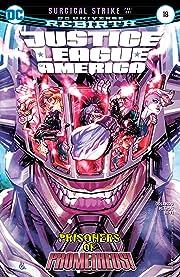 Justice League of America (2017-2018) #18