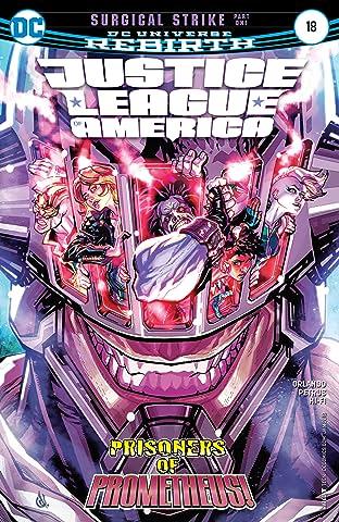 Justice League of America (2017-) No.18