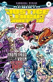 Justice League of America (2017-2018) #19