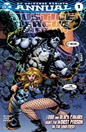 Justice League of America (2017-) Annual #1