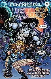 Justice League of America (2017-2018) Annual #1