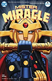 Mister Miracle (2017-) #4