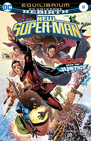 New Super-Man (2016-2018) #17