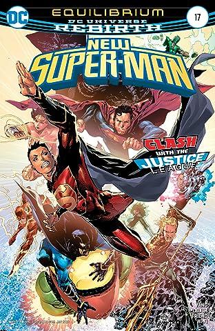 New Super-Man (2016-) No.17