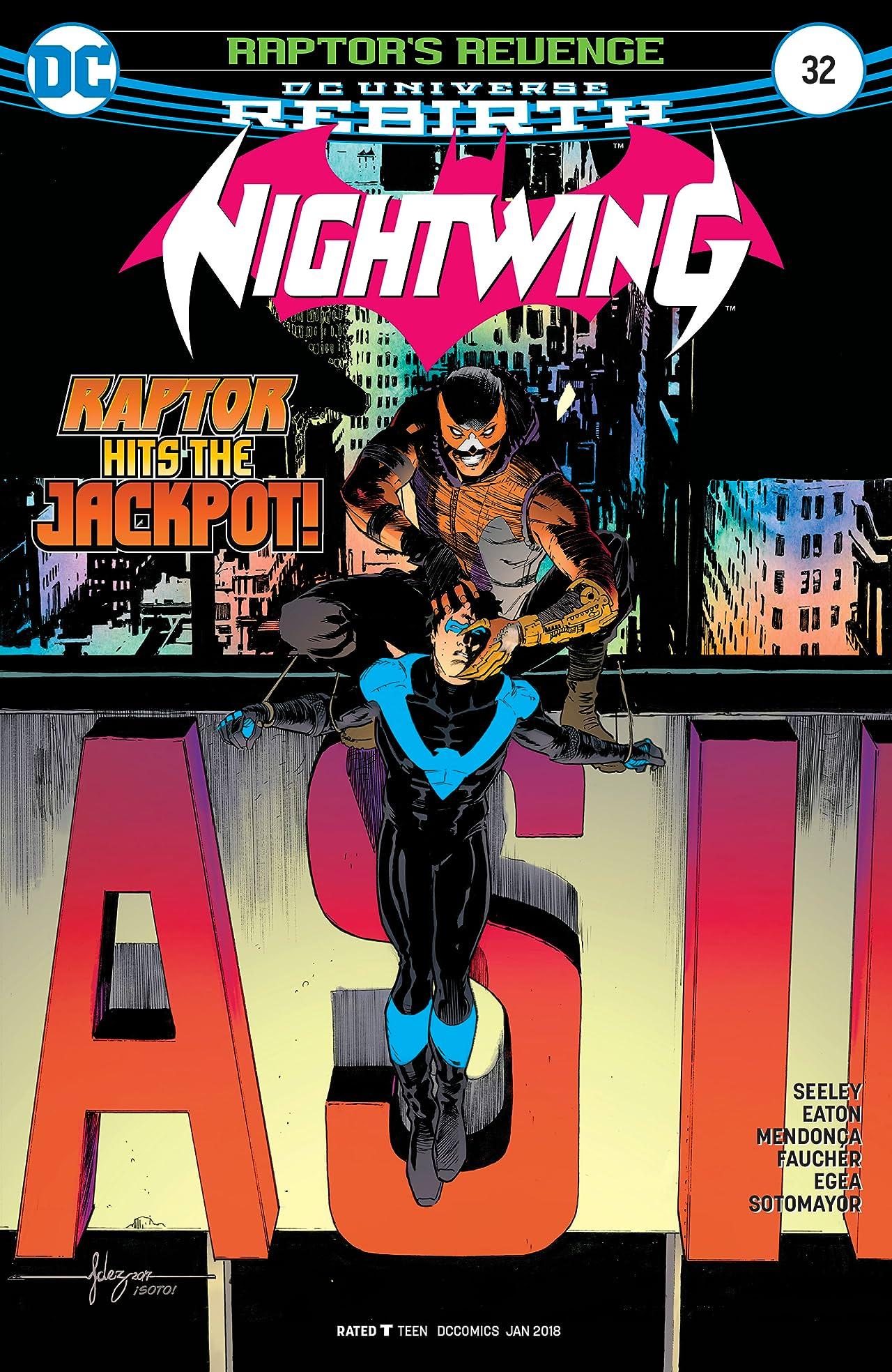 Nightwing (2016-) #32