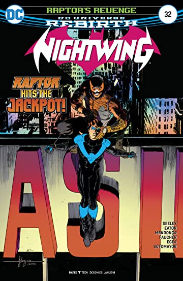 Nightwing (2016-) No.32