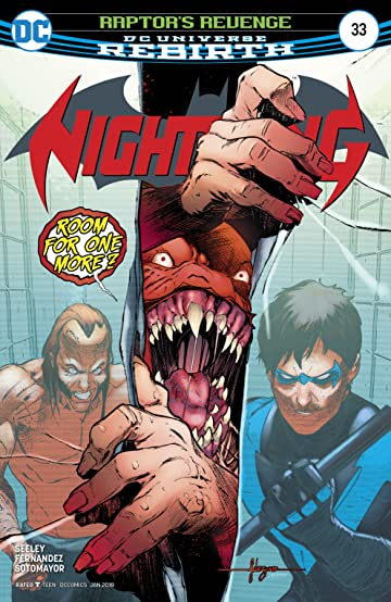 Nightwing (2016-) No.33