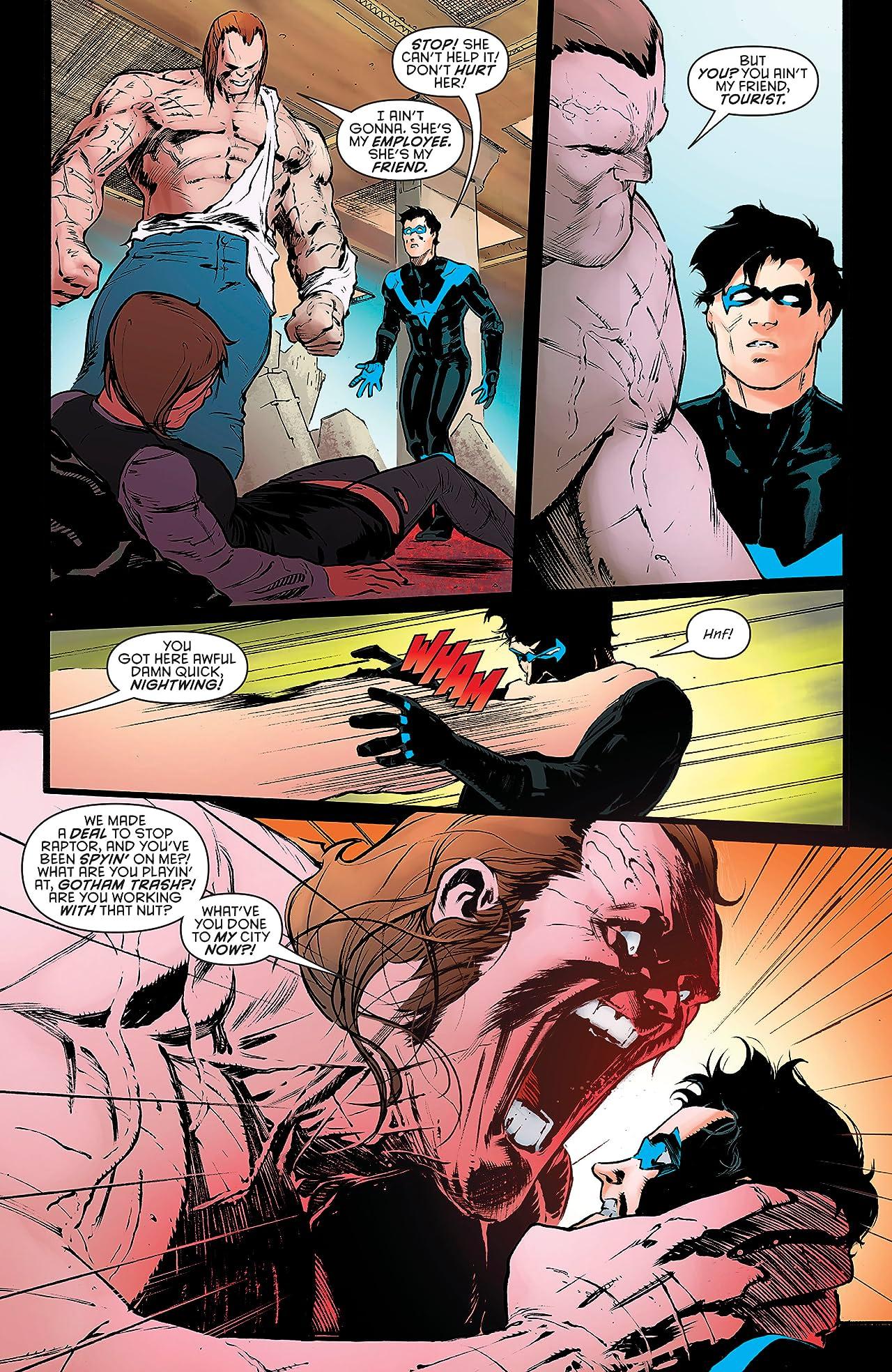 Nightwing (2016-) #33