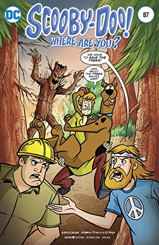 Scooby-Doo, Where Are You? (2010-) No.87
