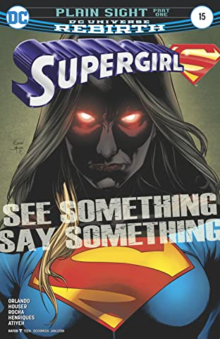 Supergirl (2016-) No.15