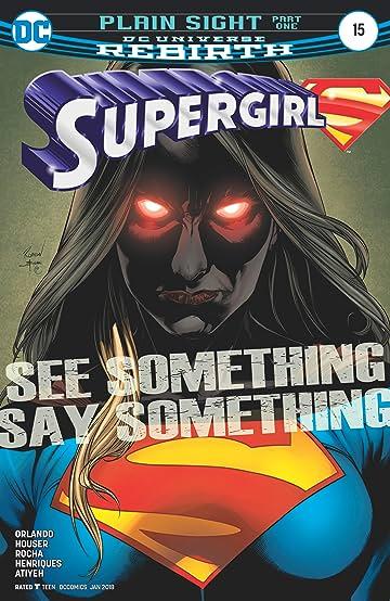 Supergirl (2016-) #15