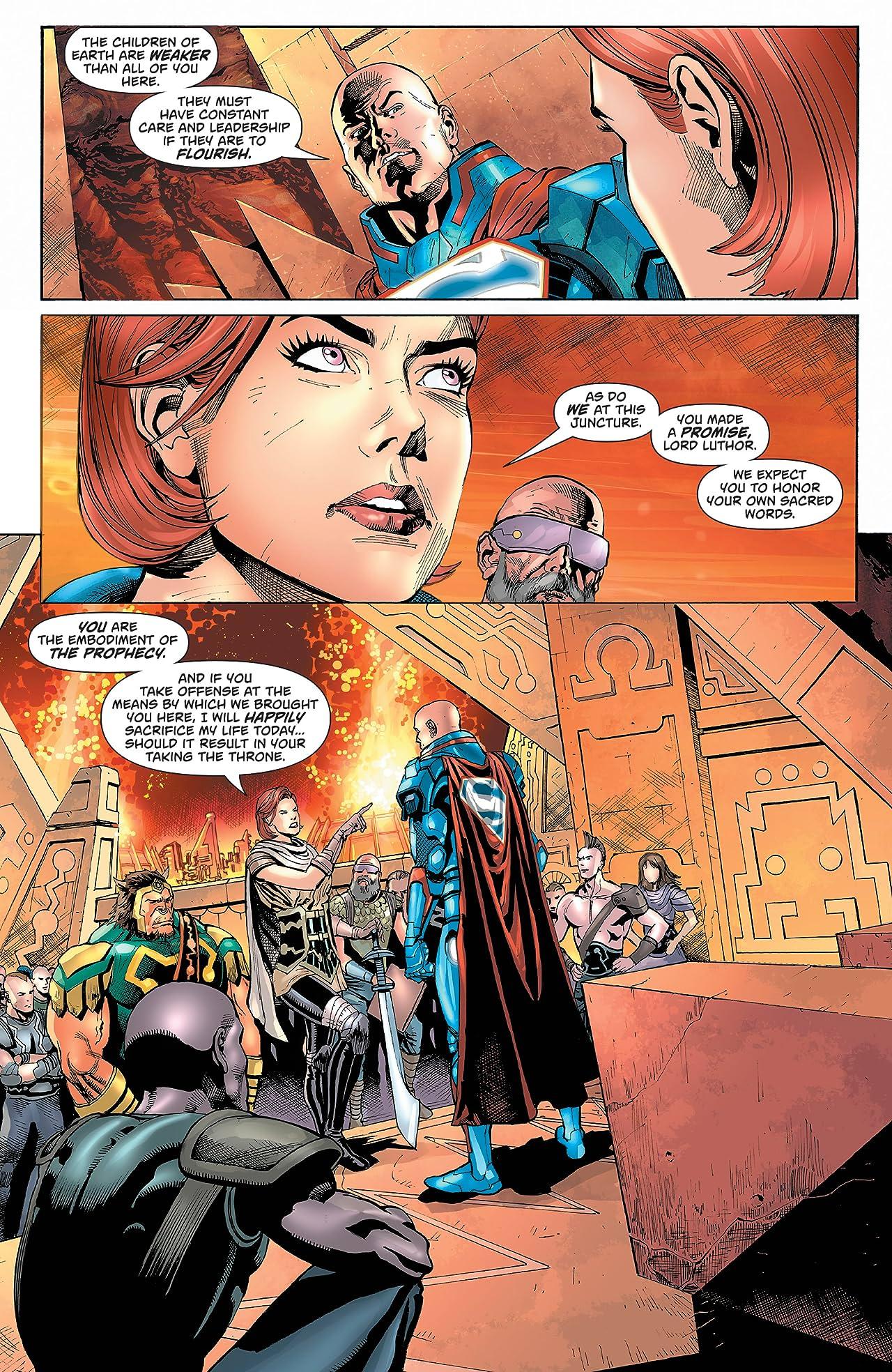 Superman (2016-2018) #34