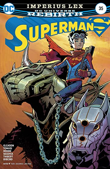 Superman (2016-) No.35