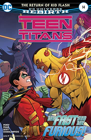 Teen Titans (2016-) No.14
