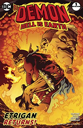 The Demon: Hell is Earth (2017-2018) #1