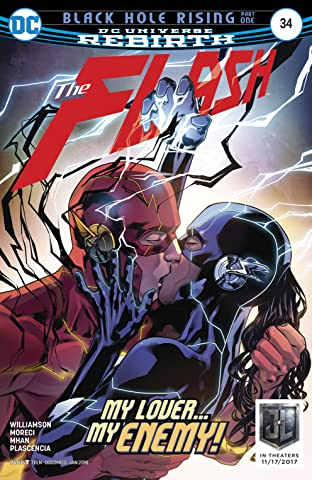 The Flash vol. 5 (2016-2018) 576141._SX312_QL80_TTD_