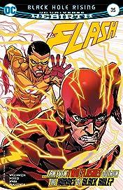 The Flash (2016-) #35
