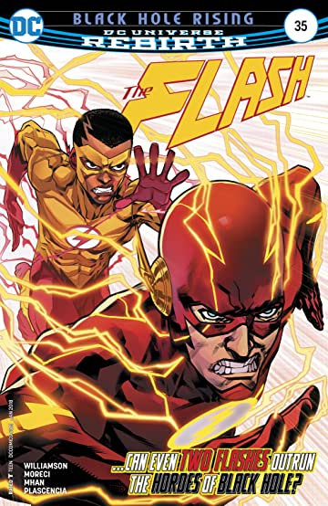 The Flash (2016-) #35