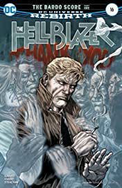 The Hellblazer (2016-) #16