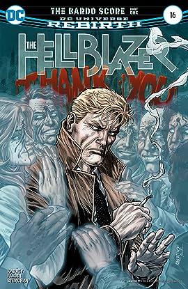 The Hellblazer (2016-2018) #16