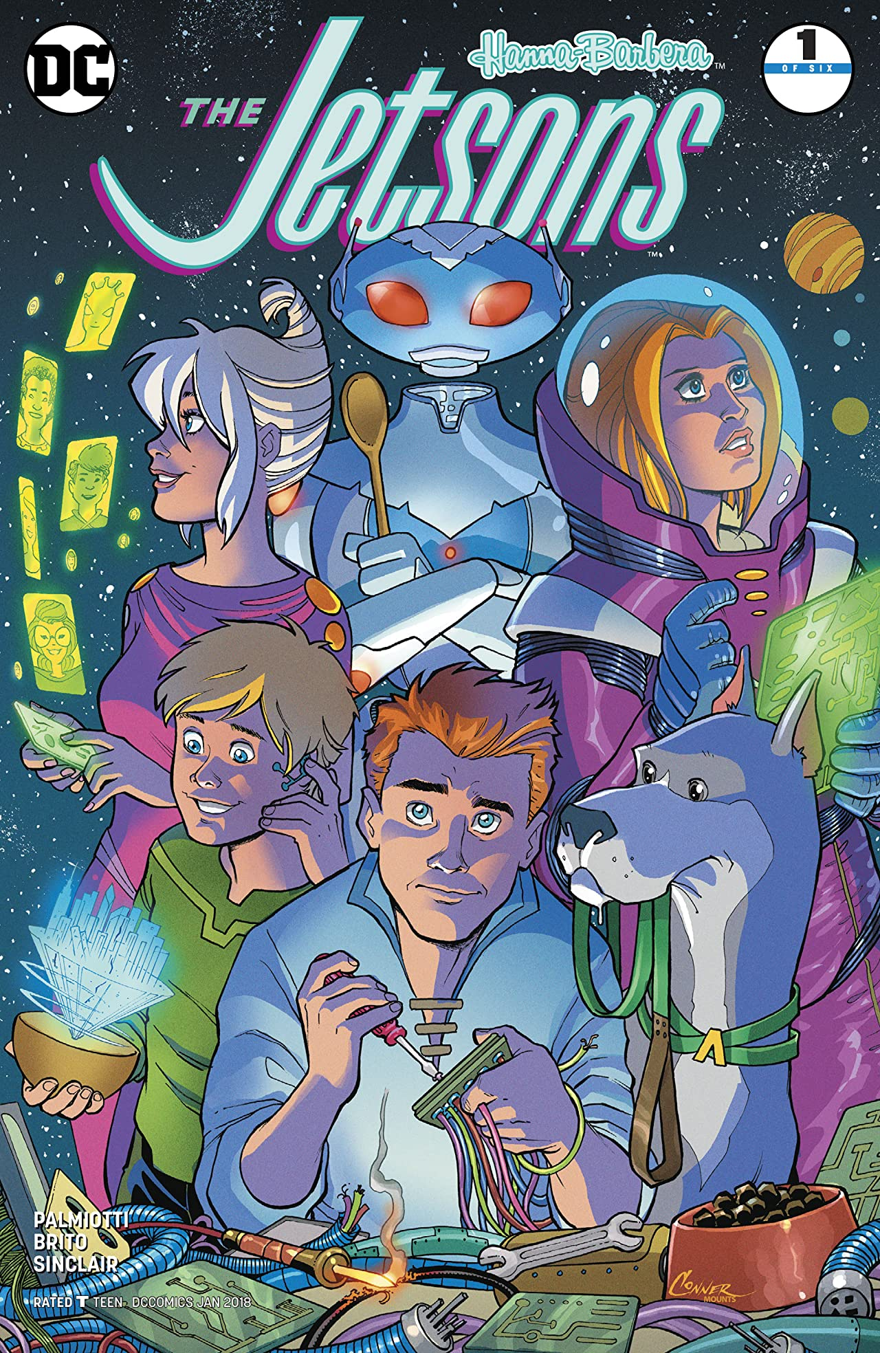 The Jetsons (2017-) #1