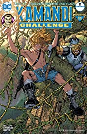 The Kamandi Challenge (2017-) #11