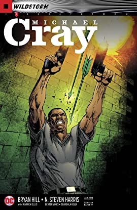 The Wild Storm: Michael Cray (2017-2018) #2
