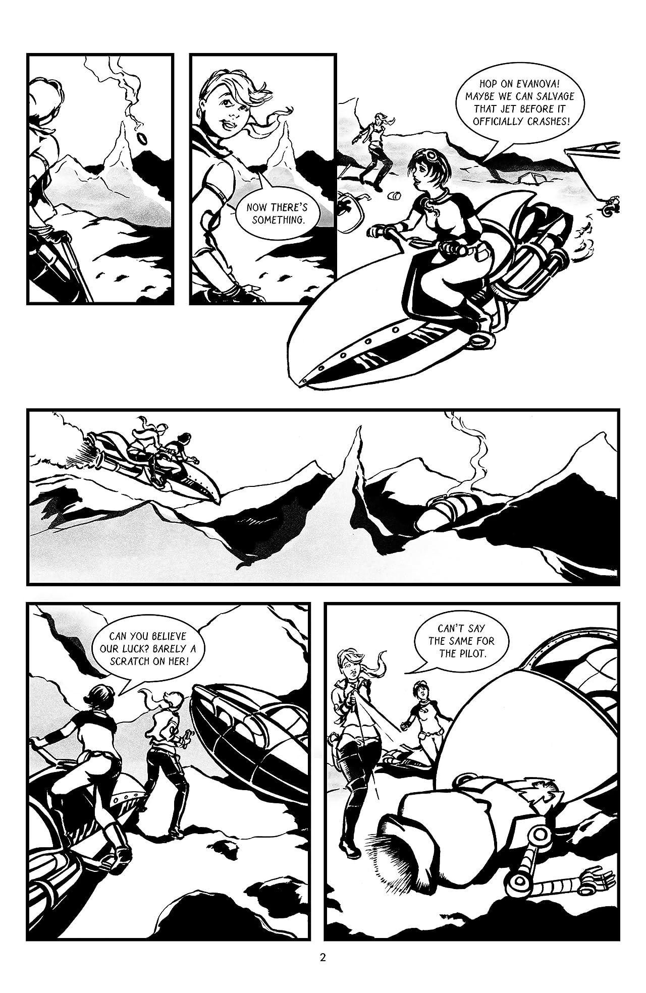 Eva Nova #1