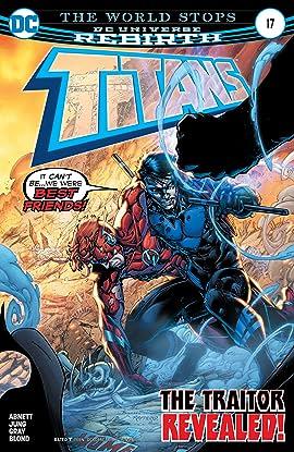 Titans (2016-2019) #17