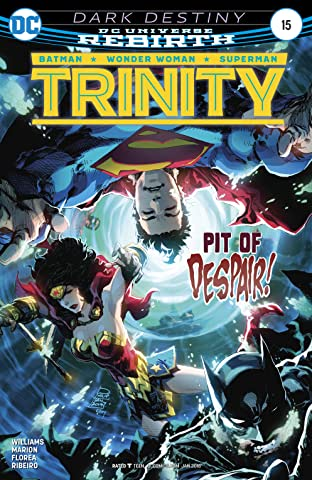 Trinity (2016-2018) #15