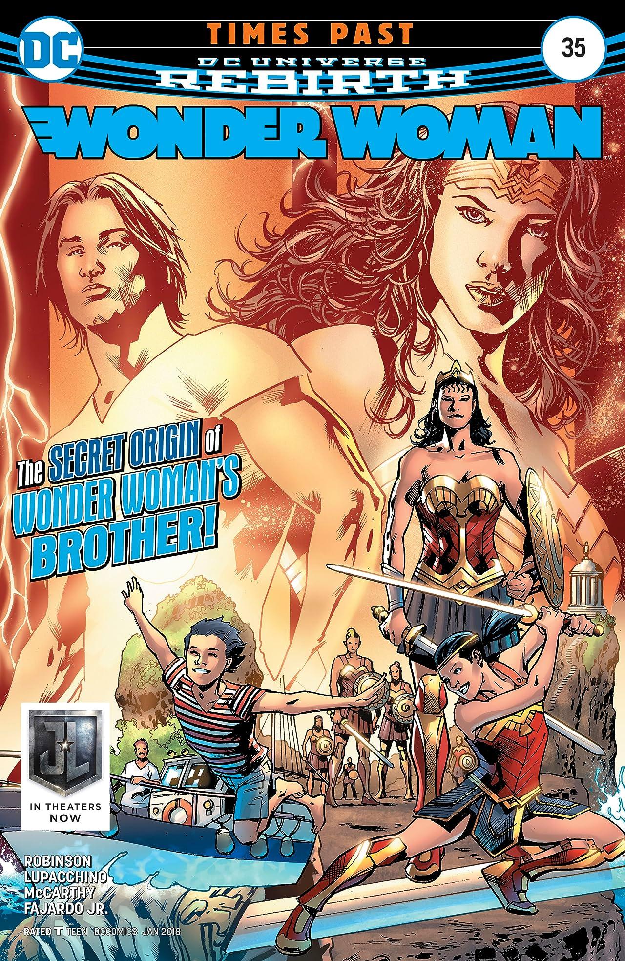 Wonder Woman (2016-) #35