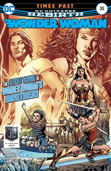 Wonder Woman (2016-) No.35