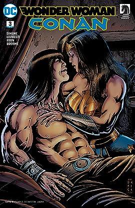 Wonder Woman/Conan (2017-2018) #3