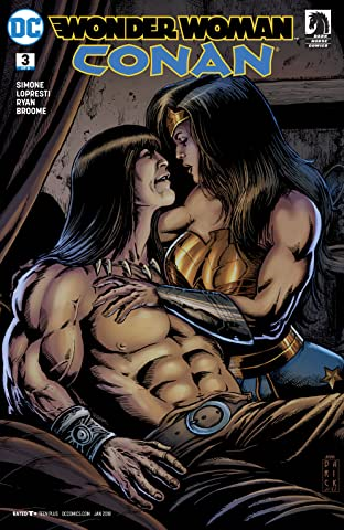 Wonder Woman/Conan (2017-) #3